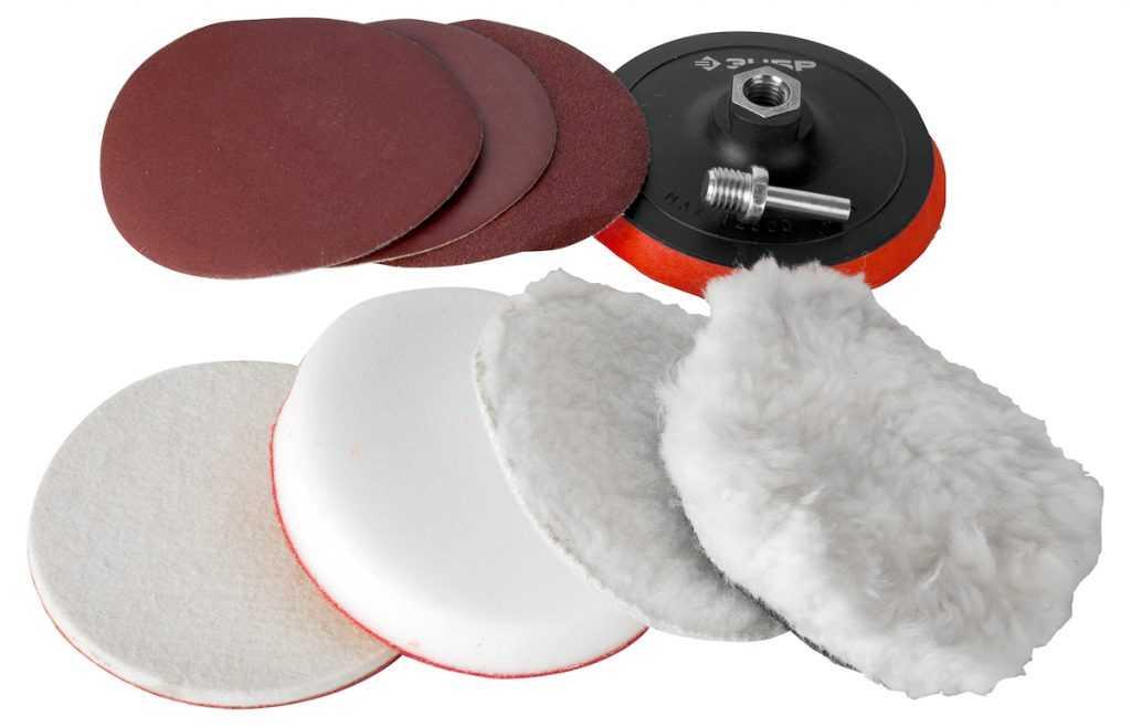 Сменные диски для шлифования