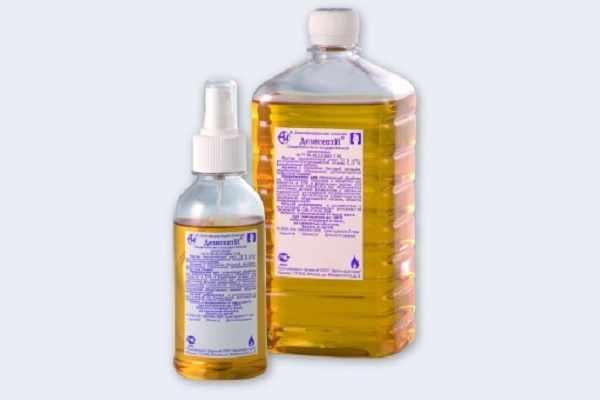 Концентрат Дезин хлоргексидина биглюконат 20 %