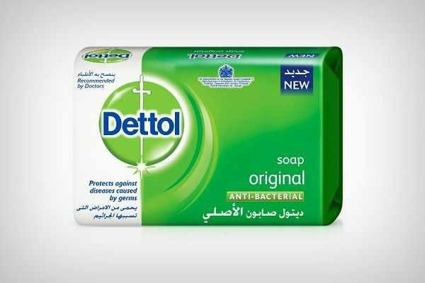 Деттол мыло
