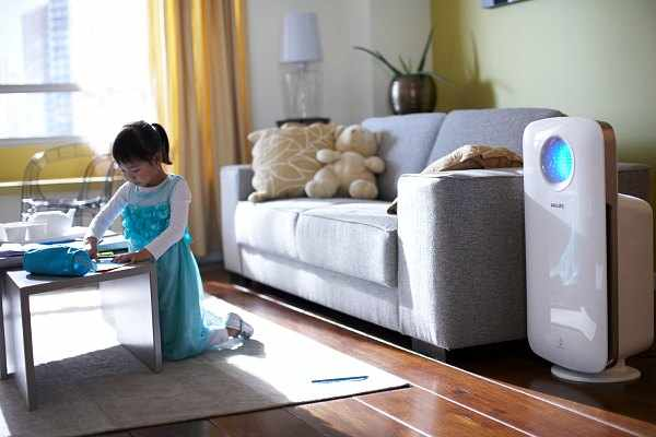 Обеззараживание воздуха дома