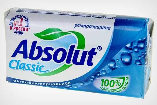 Абсолют Классик мыло