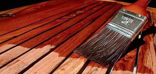 Антисептики для древесины и безопасность