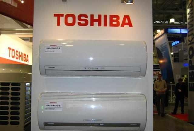 Производитель TOSHIBA