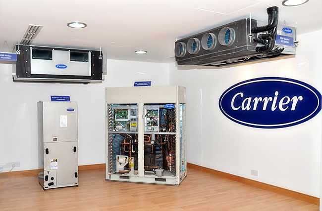 оборудование Carrier