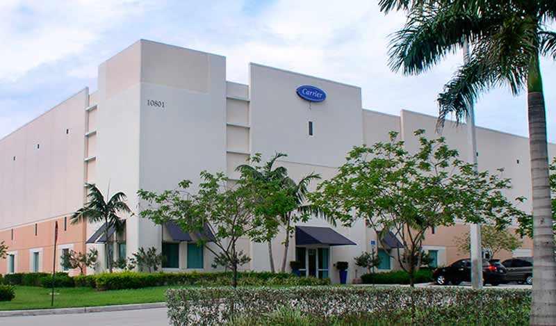 Компания Carrier Engineering Company