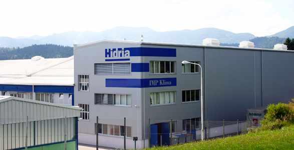 Производитель hidria