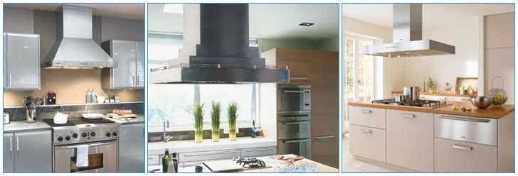Принудительная вентиляции на кухне
