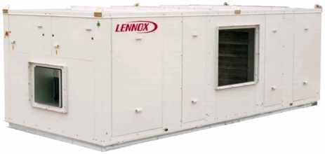 Крышный кондиционер lennox flexy