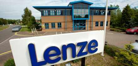 Завод Lenze