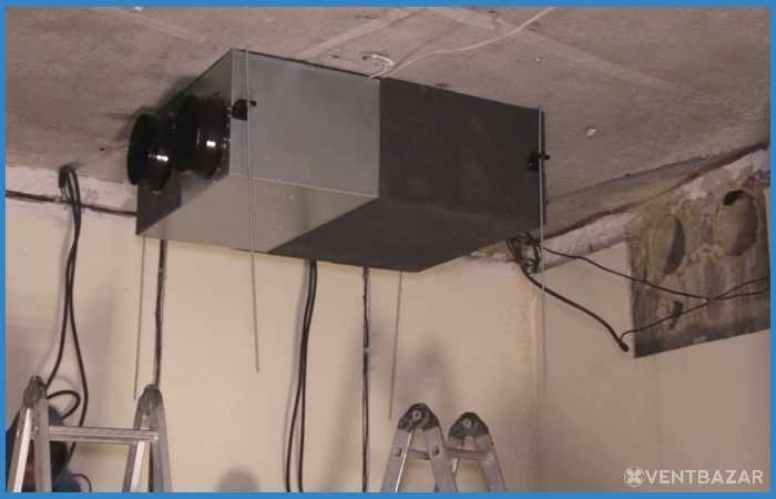 Вентиляционная установка mycond