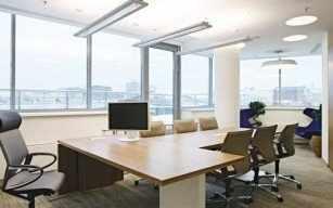 Офис 185 м2. Система вентиляции и кондиционирования