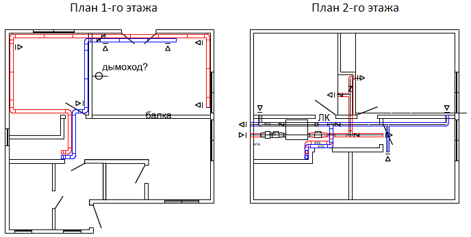 Проектирование вентиляции в доме из Сип-панелей