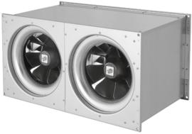 Бесшумный вентилятор канальный Ruck серии ELK