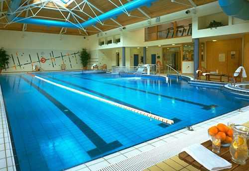 Применение осевого вентилятора в бассейне