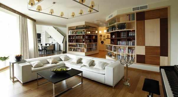 вентиляция и дизайн квартиры