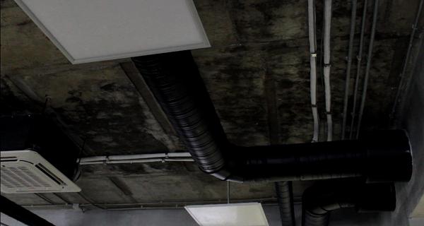 Вентиляция и кондиционирование офиса 210 м2