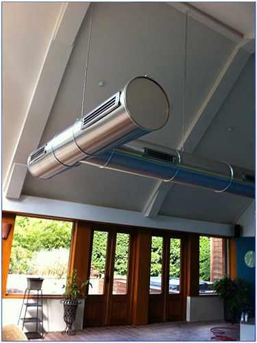 Где расположить вытяжку в бассейне для наиболее эффективной вентиляции