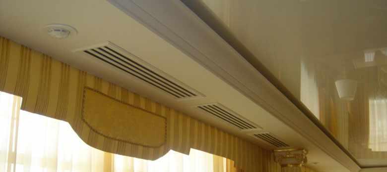 Виды систем принудительной вентиляции в квартирах