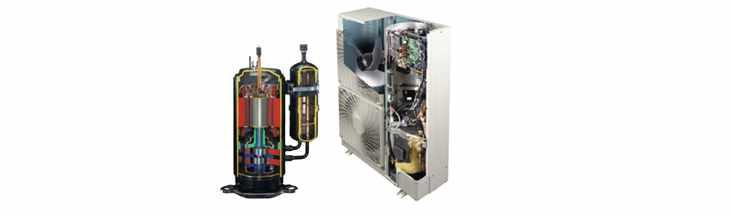 компрессоры с инверторным регулированием