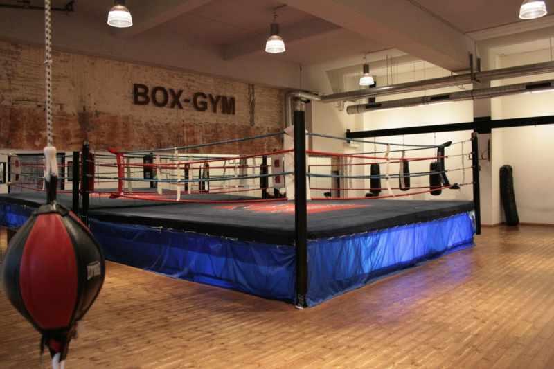 Обеспечение воздухом залов по боксу ложится на комплексную систему вентиляции