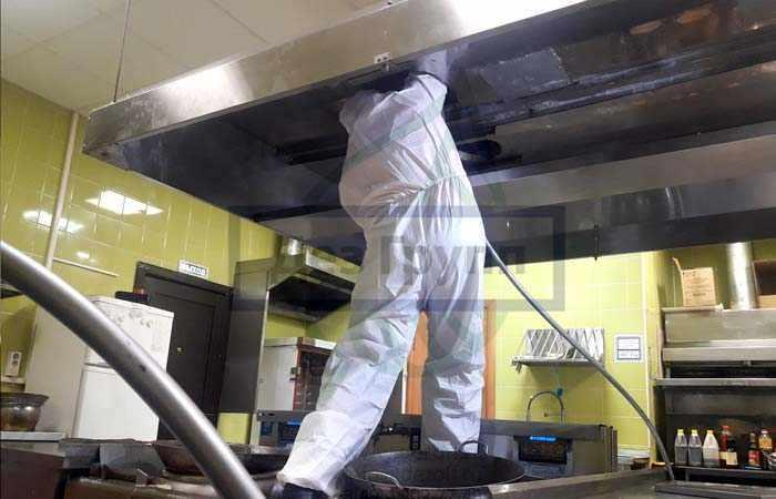 Дезинфекция вентиляционных систем по СанПиН