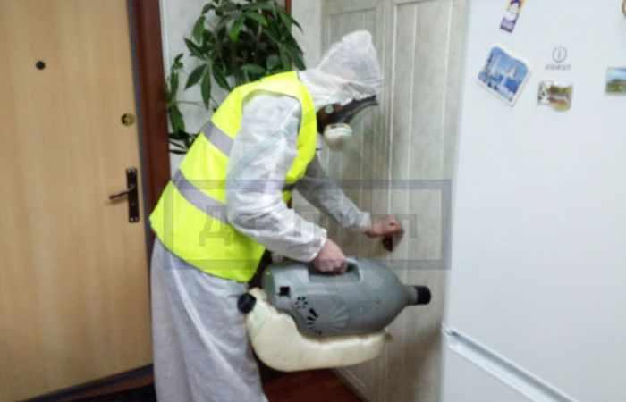 Дезодорация воздуха в помещениях