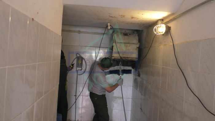 Очистка стволов мусоропроводов профессиональным оборудованием недорого