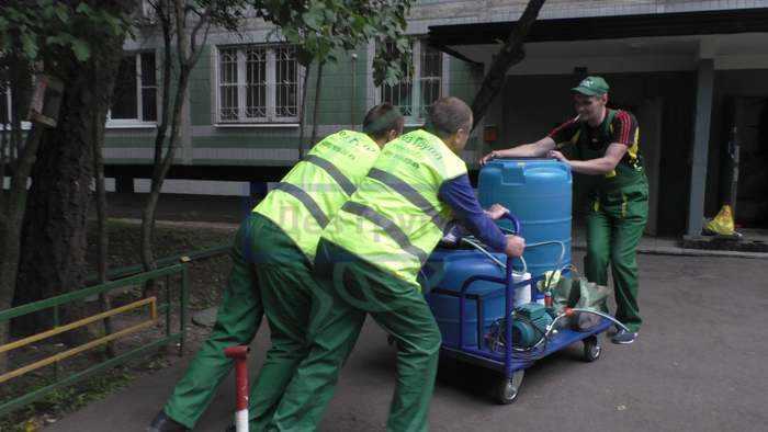 Чистка мусоропроводов услуги для управляющих компаний по доступным ценам