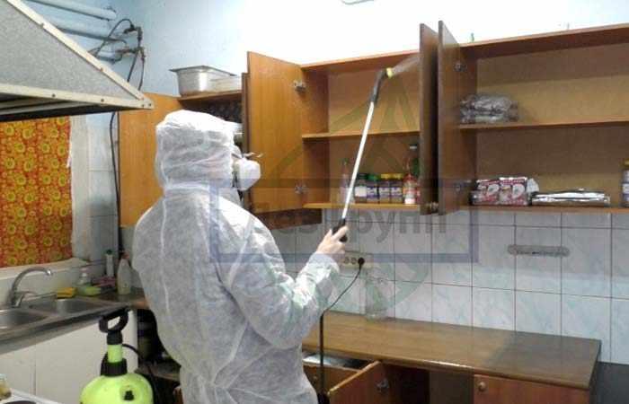 Обработка посуды при туберкулезе