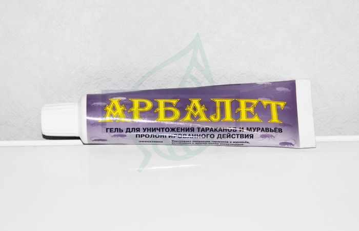 Арбалет гель - инструкция по применению препарата