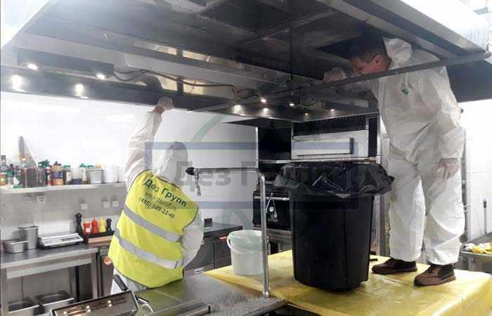 Требования к чистке вытяжек в ресторанах СанПиН