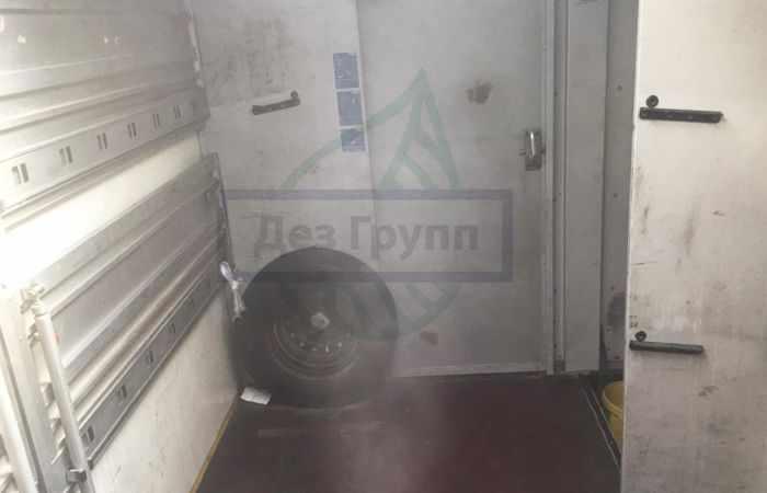 Санитарная обработка кузова автомобиля: цена