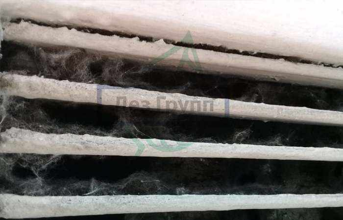 Дезинфекция вентиляционных систем для прочистки от загрязнений