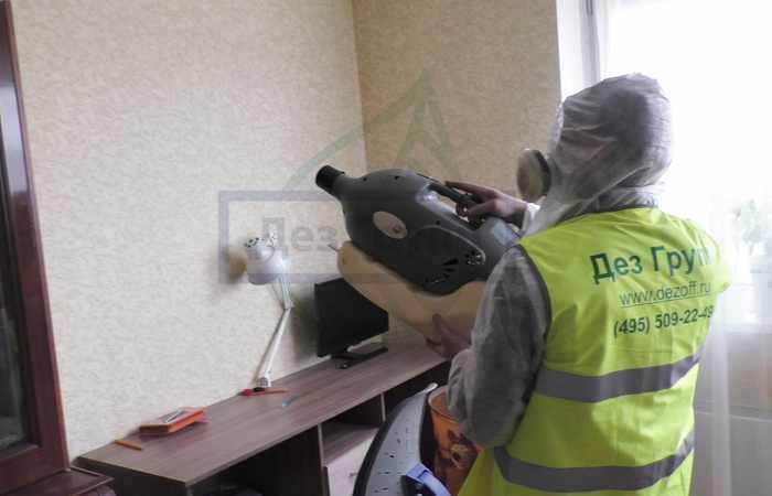 Санэпидемстанция СЭС в Пушкино - услуги