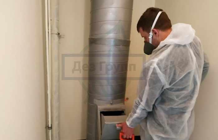 Куда позвонить, если пахнет мусоропроводом - кто их чистит