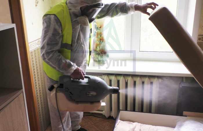 Как подготовить квартиру к дезинфекции туманом