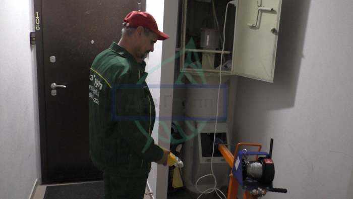 Чистка мусоропроводов профессиональным оборудованием