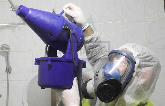 Профессиональная Обработка от неприятного запаха