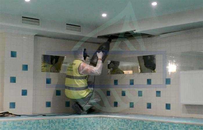 Как проводится дезинфекция вентиляционной системы санитарной службой