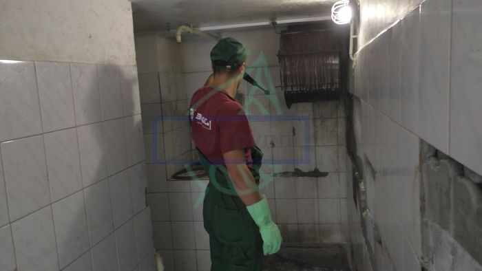 Промывка мусоропровода в МКД по выгодным ценам в Москве
