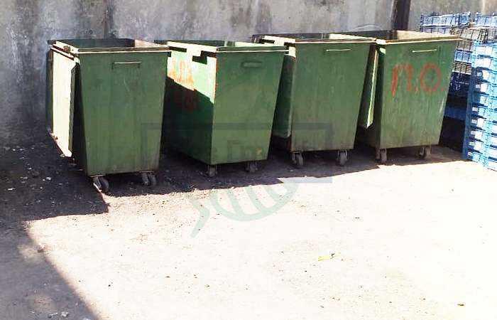 Обработка мусорных контейнеров - требования СанПиН