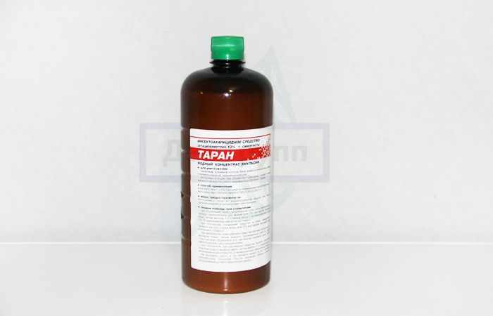 Таран инсектоакарицидное средство, инструкция по применению