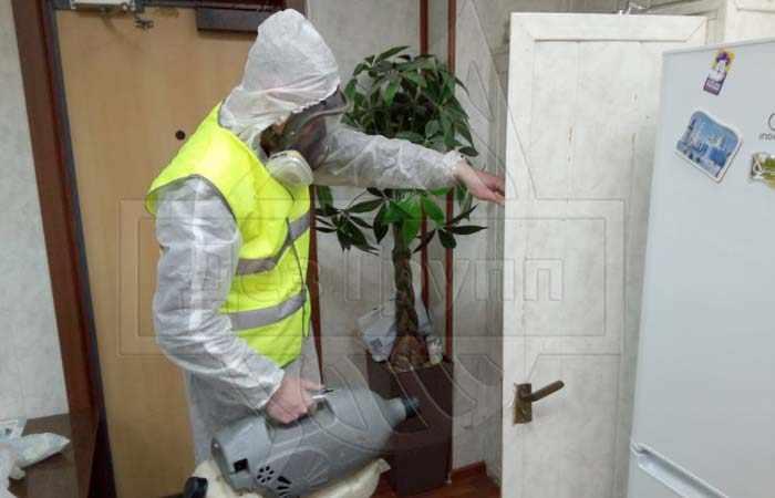 Дезинфекция воздуха в помещении в домашних условиях