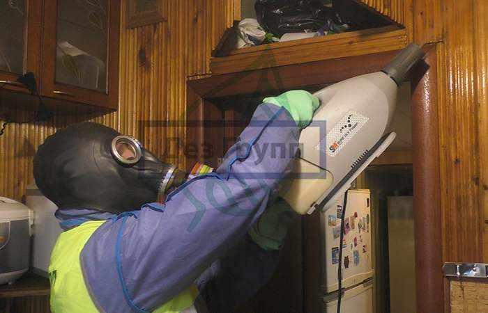 Дезинфекция дома от вирусов и инфекций в Москве холодным и горячим туманом