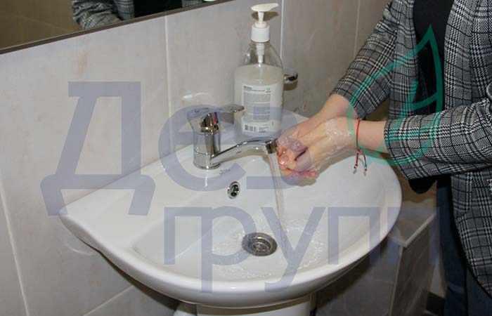 Дезинфекция дома от вирусов и инфекций - самостоятельные меры