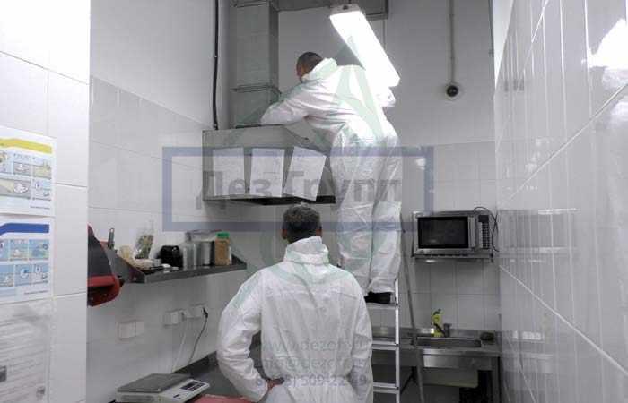 Особенности очистки и дезинфекции вентиляционной системы сертифицированным препаратом