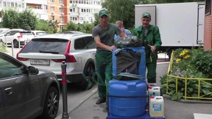 Очистка мусоропровода: ценадоступна и обсуждаема