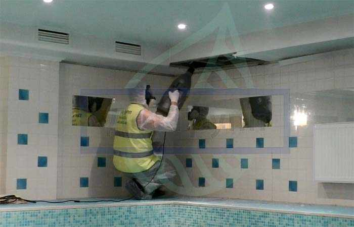 Чистка вентиляции в ванной и туалете является ли обязательной?