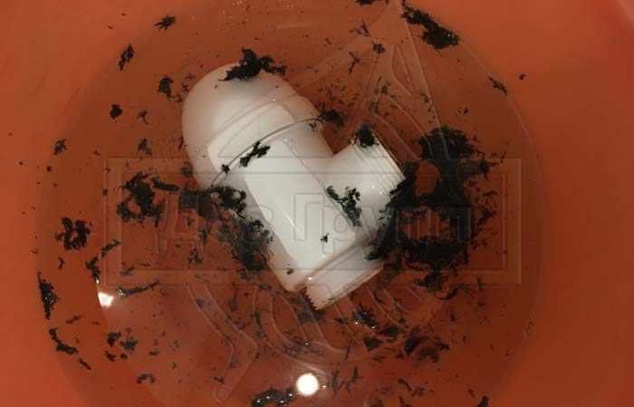 Причины возникновения засоров в канализации