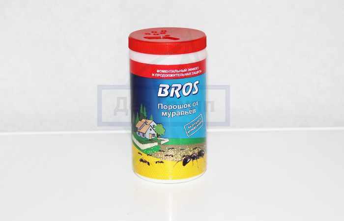 Bros - эффективное средство от муравьев